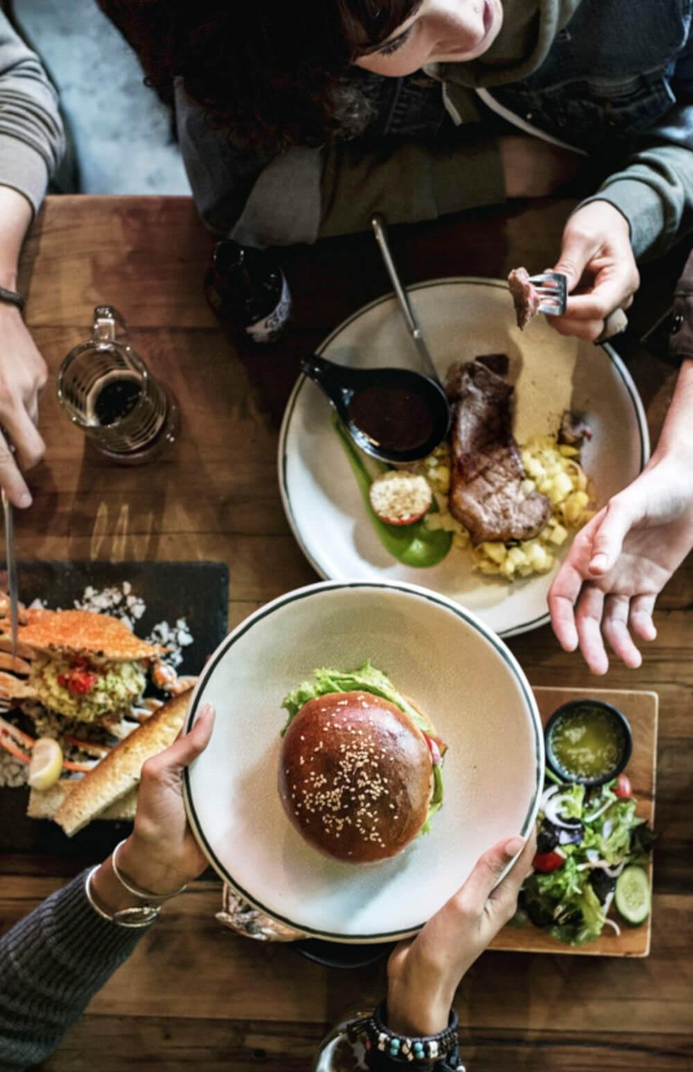 the oliver locaiton restaurant